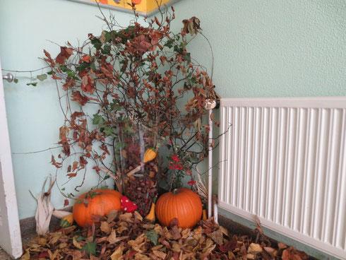 Saisonale Ecke: Herbst