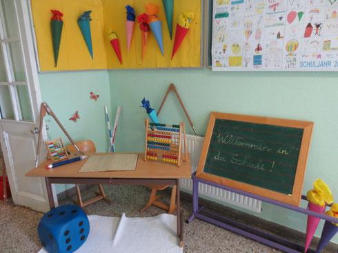 Saisonale Ecke: Schulbeginn