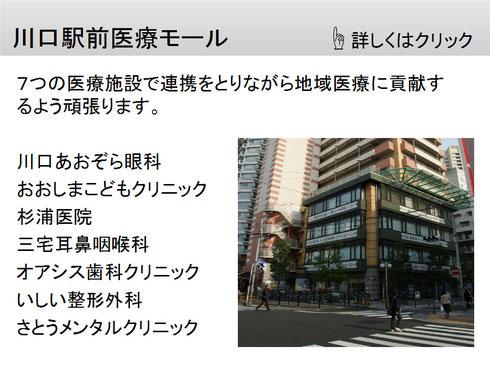 川口駅前医療モール