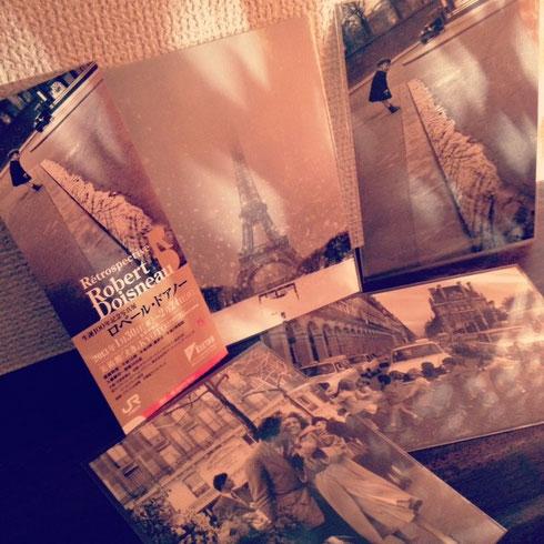 私はお手紙用にポストカードを買いました(^^)