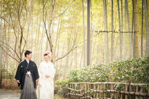 結婚式 前撮り 滋賀!