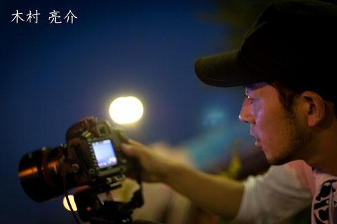 本日のオフショット 写真:木村亮介