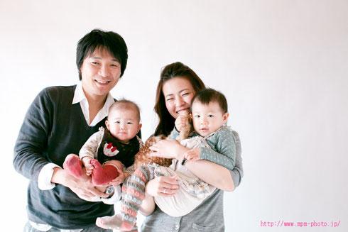 MPMの家族写真♡