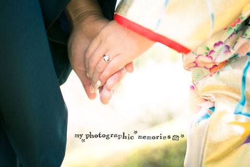 結婚式前撮り 京都 滋賀