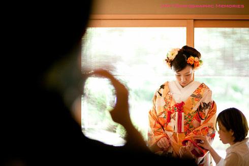 結婚式 前撮り 京都 滋賀