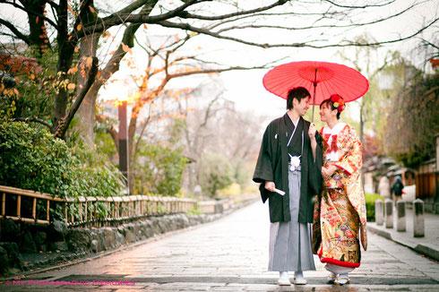 東京と横浜からお越しになったお二人☆京都の紅葉は満喫できたでしょうか?