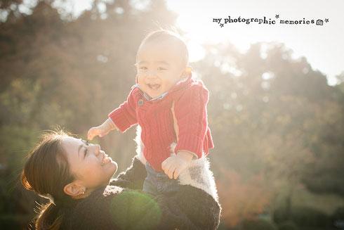 家族写真 京都 滋賀