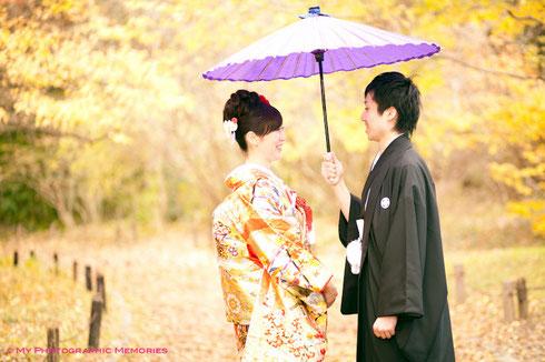 京都府立植物園☆紅葉がかなり美しいです☆