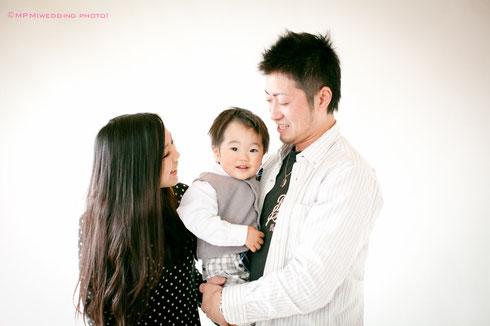 MPMの家族写真