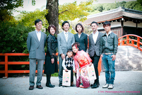 2012年家族写真