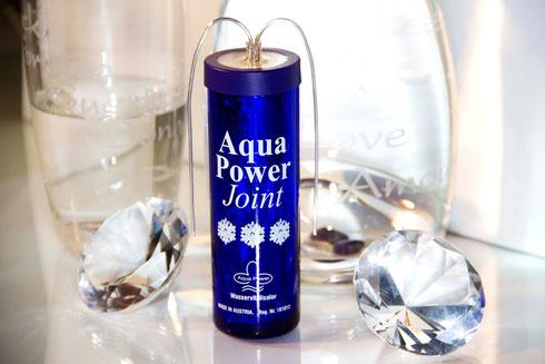 Funktionstest Aqua Power Joint Wasservitalisierer