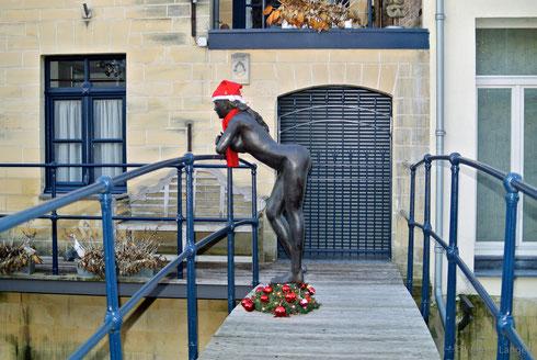 Warten auf den Weihnachtsmann....