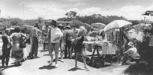 Eumundi Market C.1981