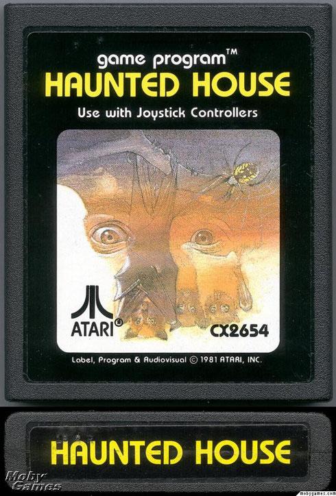 Haunted House atari
