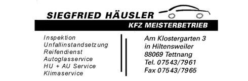 KFZ Häusler