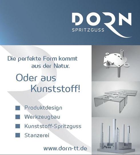Dorn Spritzguss