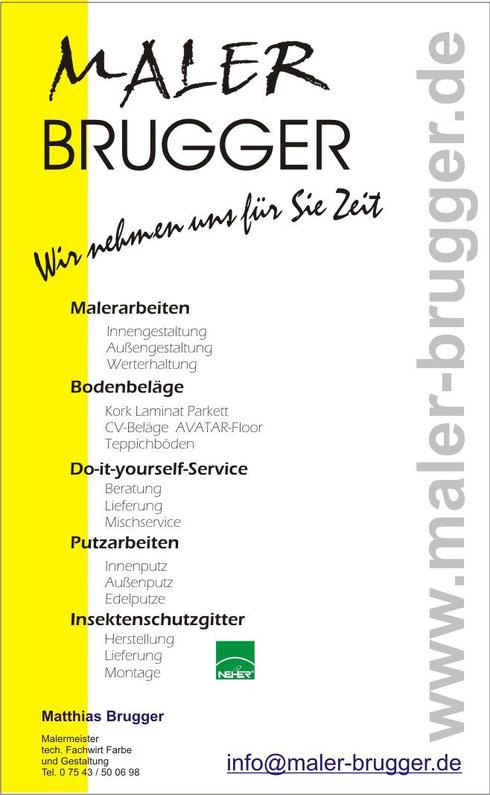 Maler Brugger