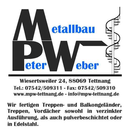 Metallbau Peter Weber