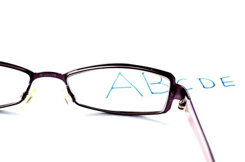 お手元用メガネ イメージ画像