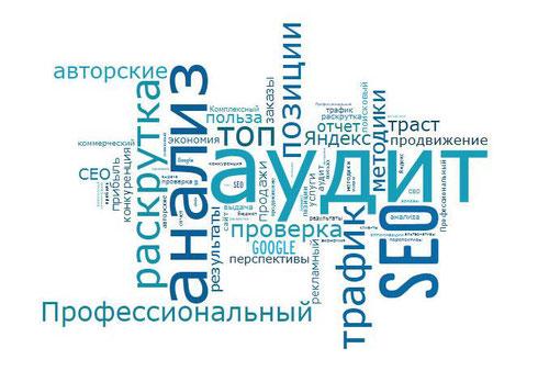 Поисковые сео-аудит и анализ веб-сайта