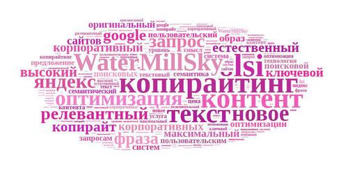 LSI-копирайтинг WaterMillSky