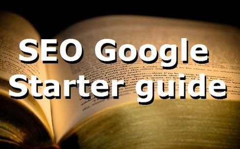 Google Starter guide for SEO
