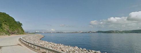 Панорама г. Владивосток