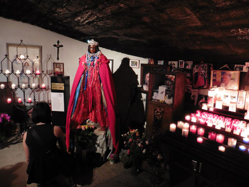 Die heilige Sara in Saintes Maries de la Mer