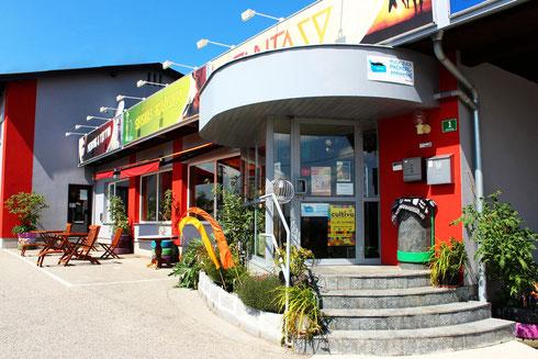 Fantasy Pinsdorf Eingang