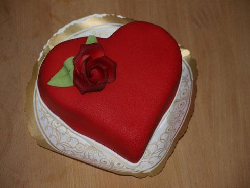 Danke an Corinna und Michael für den leckeren Kuchen