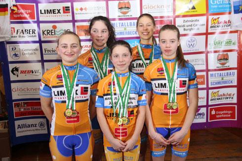 RSV - Medaillengewinner 2016