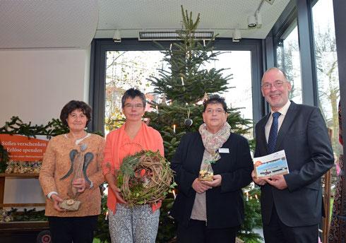 Weihnachtsmärktle 2014 in der BodenseeBank