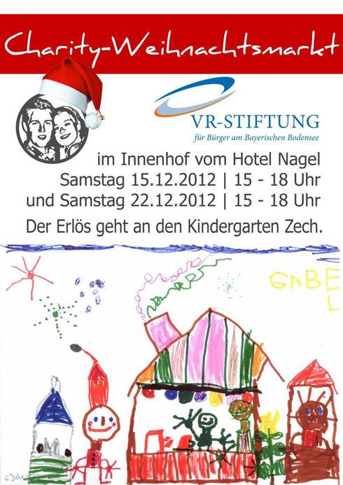 Charity-Weihnachtsmarkt Hotel Nagel