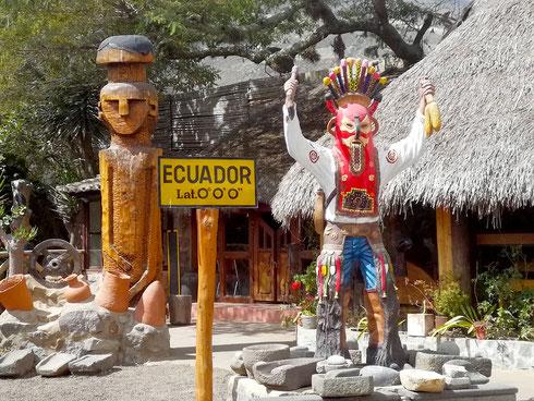 Ecuador - Museo de Sitio IntiNan