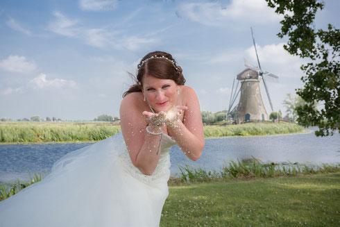 Feestkapsels en make-up Gouda www.zennabruidsstyling.nl