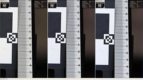 Фокус-шифт на 200 мм