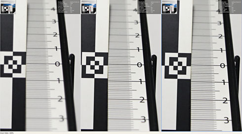 Фокус-шифт на 20 мм