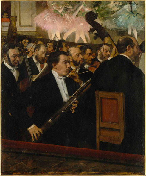 Un pezzetto di Francia è arrivato a Roma con i dipinti del Musée d'Orsay in mostra fino a giugno al complesso del Vittoriano. Una festa per gli occhi.