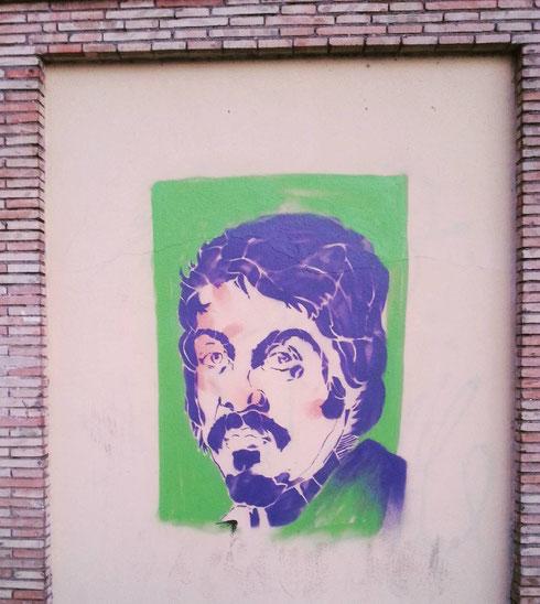 Fosse vissuto oggi, Caravaggio sarebbe stato senza alcun dubbio uno street artist...
