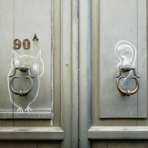 Creatività bussa alla porta in via Margutta