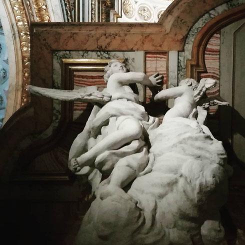 Per la serie San Luigi dei Francesi non è solo Caravaggio...
