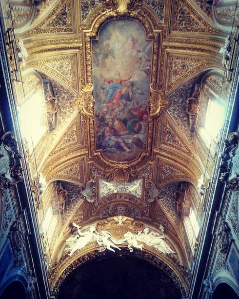 Questa settimana la passiamo tutta a Trastevere, nella chiesa di santa Maria dell'Orto. Storie, foto e curiosità online nei prossimi giorni