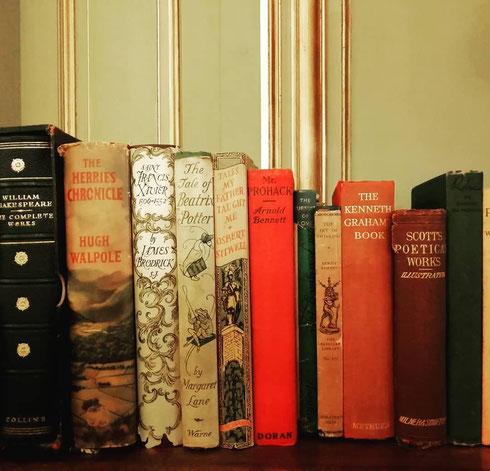 Negli appartamenti privati di palazzo Doria Pamphilj qualcuno legge anche i racconti di Beatrix Potter