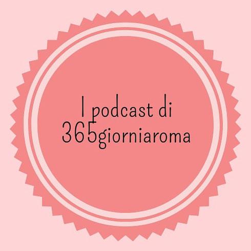 È finalmente online I podcast di 365giorniaroma! Trovate la prima puntata su Deezer, Spotify e Spreaker