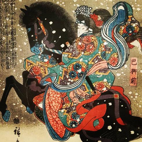 Questa settimana ce ne andiamo fino in Giappone (che forse è meglio...) per seguire Hiroshige attraverso le silografie in mostra alle Scuderie de Quirinale