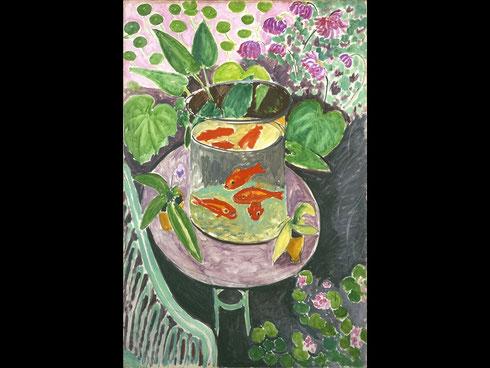 Avrei tanto voluto parlarvi della mostra su Matisse che inaugura oggi alle Scuderie del Quirinale...ma l'ufficio stampa si è frapposto tra me e i quadri. se ne riparla domani...