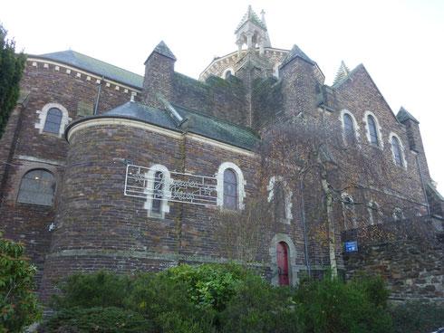 Eglise de Maure de Bretagne