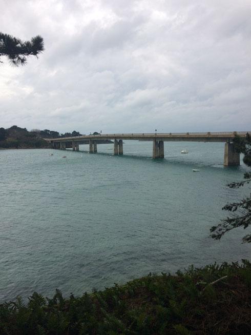Le pont sur le Frémont