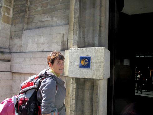 Première coquille... Bruxelles