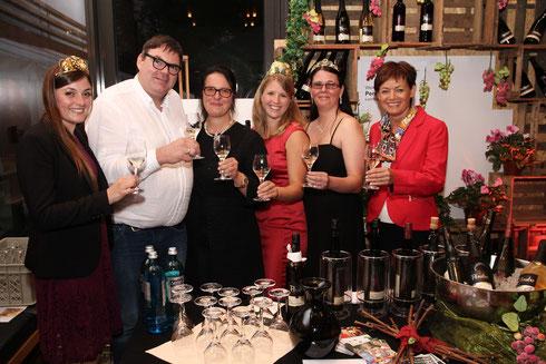 Herzlich willkommen bei Ihrer Weinprobe im Weingut Perabo in Lorch!